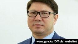 Болат Токежанов, новый руководитель Фонда обязательного медицинского страхования (ФОМС).