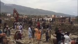 Flash Floods Cause Death, Destruction In Afghanistan