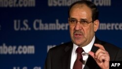 Is Prime Minister Nuri al-Maliki taking the opportunity to cement his power base?