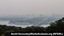 Задимлення в Києві, 3 вересня 2015 року