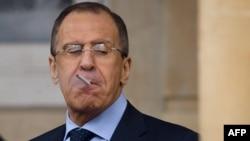 Ministrul rus de externe Sergei Lavrov