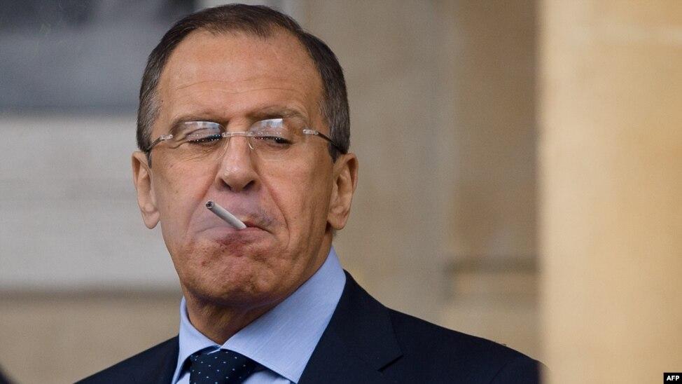 Лавров выругался матом на дипломатической встрече