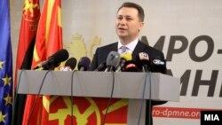 Груевски за немирите го обвини лидерот на СДСМ Зоран Заев.