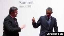 Обама у Сеулі згадав і про українську опозицію