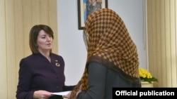 Bivša predsednica Kosova, Atifete Jahjaga, 2014. formirala Nacionalni savet za preživele žrtve seksualnog nasilja