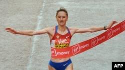 Лилия Шобухова, один из фигурантов российского допинг-скандала