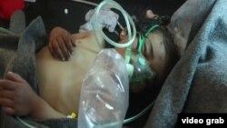 U kemijskom napadu u aprilu poginuli su deseci ljudi, uglavnom civili, među kojima je bilo žena i djece