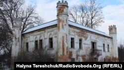 Ратуша у селищі Поморяни Львівської області