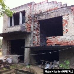 Porušena Belmirova kuća