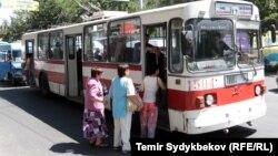 В последние годы мэрия стремится закупать больше троллейбусов.