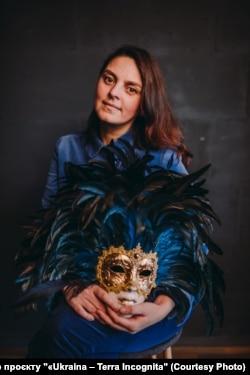 Уляна Горбачевська, режисер проєкту, співачка
