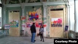 23 апреля на станции Гума планируется еще одна выставка «Платформа талантов». Будут представлены 60 работ 20 молодых абхазских художников