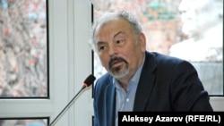 Актер Тұңғышбай Жаманқұлов. Алматы, 17ақпан 2015 жыл.