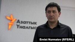 Самаган Мырзаибраимов.