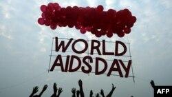 1-декабрь - дүйнөлүк СПИДге каршы күрөш күнү