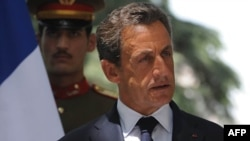 Президенти Фаронса Николас Саркозӣ