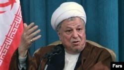 Али Акбар Хашеми Рафсанджани, президент Ирана с 1989 по 1997 год