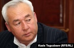 Сейтказы Матаев.