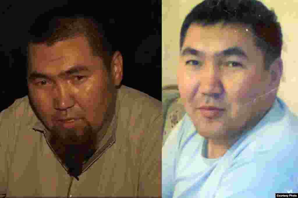 Житель Жезказгана Есмурат Аймаханов сообщил корреспонденту Азаттыка, что мужчина на видео, который представляется Нухом аль-Казахи, - его сын Максат Аймаханов. Он показал фотографию своего сына, сделанную ранее.