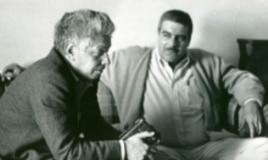 Владимир Войнович и Сергей Довлатов. Фото Нины Аловерт