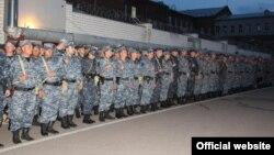 Тамбовские полицейские провели в Шатойском районе Чечни один год