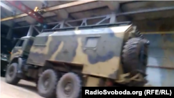 РЕБ «Леєр-3» на заводі «Топаз» у Донецьку