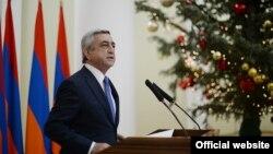 Президент Вірменії Серж Сарґсян