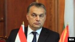 Венгрия премьер-министрі Виктор Орбан.