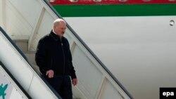 Аляксандар Лукашэнка зь візытам у Малдове