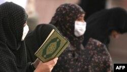 Женщины Саудовской Аравии. Иллюстративное фото.