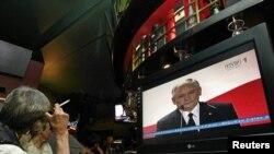 Предвыборные теледебаты привлекли к себе огромное внимание польских избирателей.