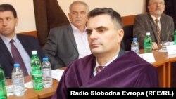 Музам Халили, докторант на Факултетот за безбедност на Битолскиот универзитет.