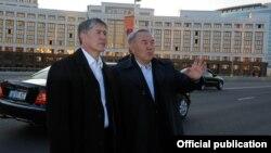 Алмазбек Атамбаевдин Астанага сапарында электр энергиясына байланыштуу маселенин да талкууланышы күтүлүүдө.