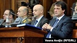 Bratislav Gašić u Skupštini 5. februara