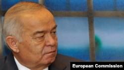 Uzbek President Islam Karimov, man of action