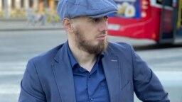 """Руководитель чеченской правозащитной ассоциации """"Вайфонд"""" Мансур Садулаев"""