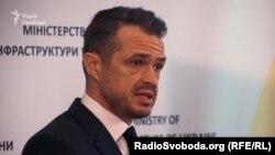 Славомір Новак, колишній керівник Державного агентства автомобільних доріг України