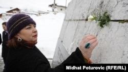 Sjećanje na žrtve holokausta, Sarajevo, 27.1.2012.