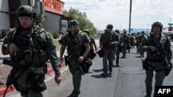 Полицията в Ел Пасо след залавянето на 21-годишния заподозрян за стрелбата в мол