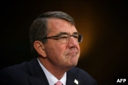 U.S. Defense Secretary Ash Carter