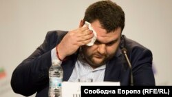 Delyan Peevski, MP, Bulgaria