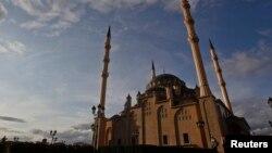 Грозныйдагы А.Кадыров атындагы мечит