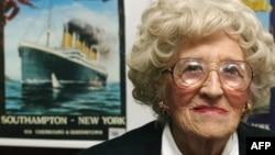 Milvina Din, mbijetuesja e fundit e tragjedisë