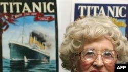 "Милвина Дин, спасшаяся с ""Титаника"" без малого век назад, до сих пор жива"