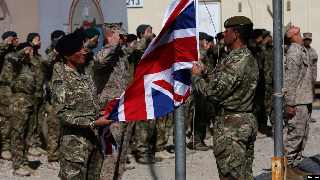 Britain plans to send additional troops to Afghanistan in a noncombat mission.