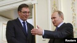 Ono što je zajedničko Putinu i Vučiću jeste odnos prema pluralizmu i političkim neistomišljenicima: Dušan Spasojević