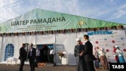 Мәскәүдә Рамазан чатыры, 2013 ел