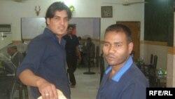 عامل بنغالي في مطعم بكربلاء