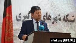 طاهر زهیر والی بامیان و نامزد وزیر وزارت اطلاعات و فرهنگ افغانستان