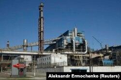 Алчевський металургійний комбінат, 10 квітня 2018 року
